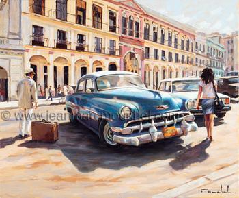 Un dimanche à la Havane - Jean-Marc Mouchel - cub0104