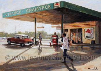 La station - Jean-Marc Mouchel - cdv0128 (Nouveau 2012)