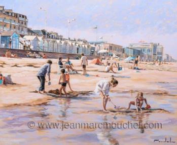 Jeux de plage - Jean-Marc Mouchel - bdm0149 (Nouveauté 2016)