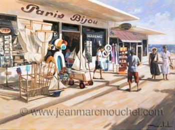 Paris Bijou - Jean-Marc Mouchel - bdm0150 (Nouveauté 2016)