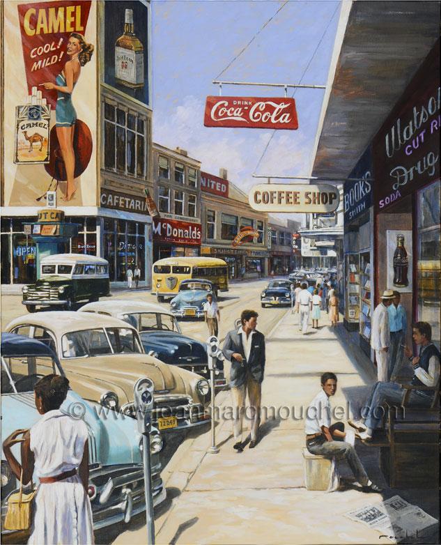 I have a dream (rue américaine) - Jean-Marc Mouchel - cdv0142 (Nouveauté 2014)