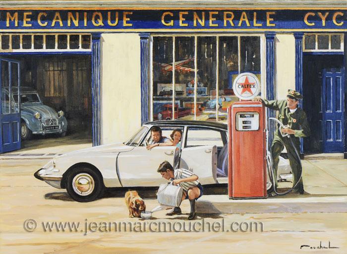 La balade du dimanche - Jean-Marc Mouchel - cdv0144 (Nouveauté 2014)