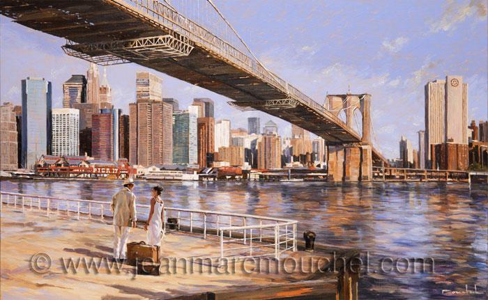 New York New York - Jean-Marc Mouchel - cdv0145 (Nouveauté 2014)