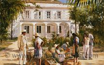 Marché aux caraïbes - Jean-Marc Mouchel - cub0117