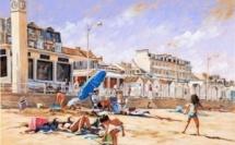 L'horloge de Luc sur mer - Jean-Marc Mouchel - bdm0128  (Nouveauté 2013)