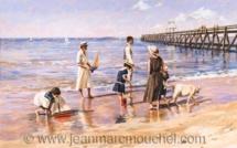 Les vacances en famille - Jean-Marc Mouchel - bdm0147 (Nouveauté 2015)