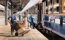 Orient Express - Jean-Marc Mouchel - cdv0153 (Nouveauté 2016)